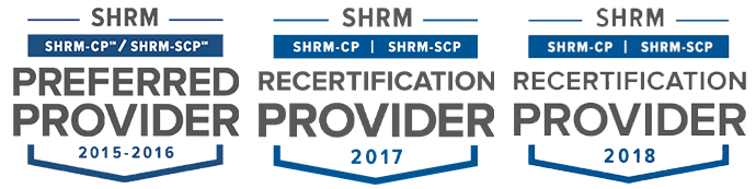 LOGHI SHRM recertification provider